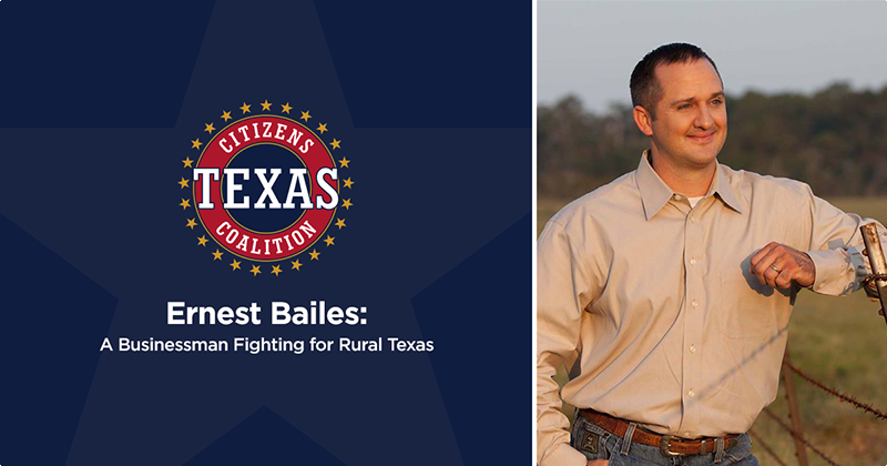 Ernest Bailes:
