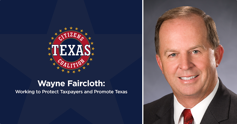 Wayne Faircloth:
