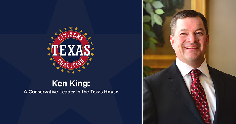 Ken King: