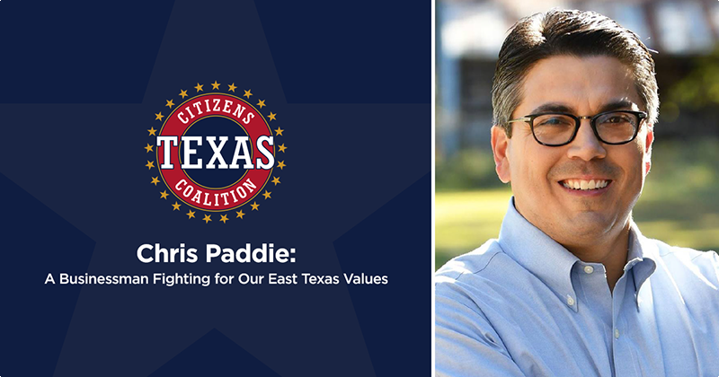 Chris Paddie:
