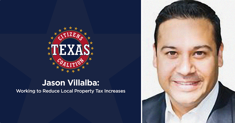 Jason Villalba: